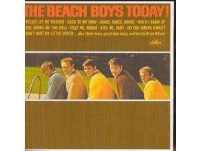 BEACH BOYS - The Beach Boys Today / Summer Days (And Summer Nights) (CD)