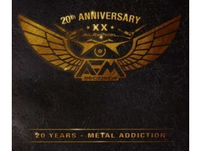 VARIOUS ARTISTS - 20 Years - Metal Addiction (CD)
