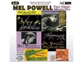MEL POWELL - Four Classic Albums (CD)