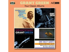 GRANT GREEN - Four Classic Albums (CD)