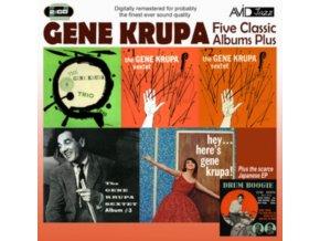 GENE KRUPA - Five Classic Albums Plus (CD)