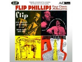 FLIP PHILLIPS - Four Classic Albums (CD)