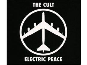 CULT - Electric Peace (CD)