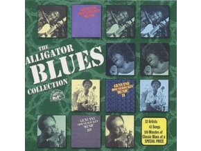 VARIOUS ARTISTS - The Alligator Blues Collection (CD)