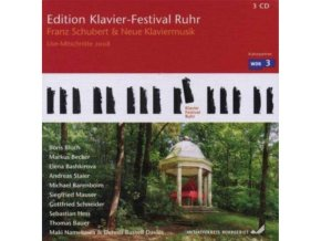 VARIOUS ARTISTS - Ruhr Piano Festival 2008 (CD)