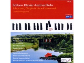 VARIOUS ARTISTS - Ruhr Piano Festival 2010 (CD)