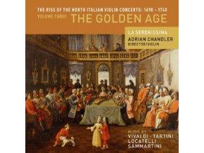 LA SERENISSIMA - The Rise Of The North Italian (CD)
