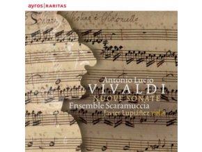 JAVIER LUPIANEZ - Vivaldi: Nuove Sonate (CD)