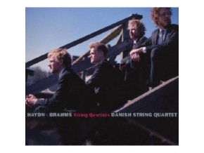 DANISH STRING QUARTET - String Qtet No63/Lerchenquartet/Et Al (CD)