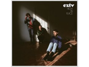 EZTV - High In Place (CD)