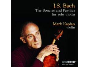 MARK KAPLAN - Bachthe Sonatas And Partitas For Solo (CD)