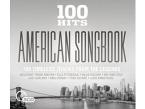 VARIOUS ARTISTS - 100 Hits - American Songbook (CD)