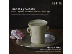 ENSEMBLE OFFICIUM/ROMBACH - Tientos Y Glosas/Iberian Organ Music (CD)