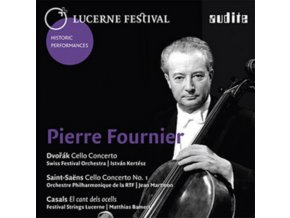 PIERRE FOURNIER - Lucerne Festival (CD)