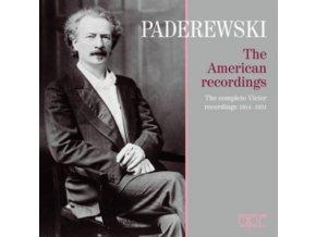 VARIOUS ARTISTS - Ignacy Jan Paderewski (CD)