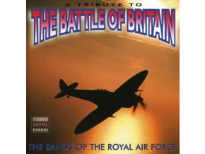 BANDS OF THE RAF - Battle Of Britain (CD)