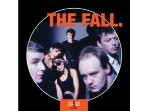 FALL - 5 Album Box Set (CD)