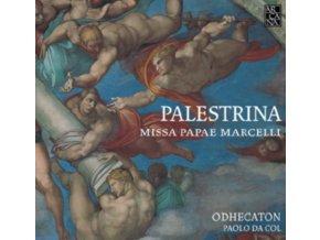 ODHECATON-PAOLO DA COL - Palestrina: Missa Papae Marcelli (CD)