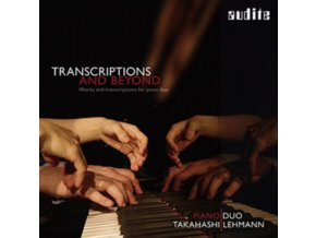TAKAHASHI / LEHMANN - Transcriptions & Beyond (CD)