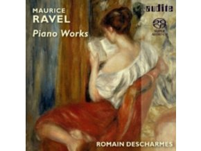ROMAIN DESCHARMES - Ravel/Piano Works (CD)