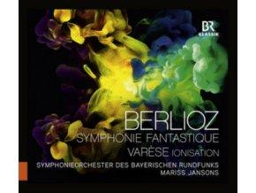 BAYERISCHEN RSOJANSONS - Symph Fantastiqueionisation (CD)