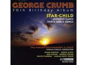 ANN CRUMBDAVID STAROBIN - Crumbstar Childmundis Canu (CD)