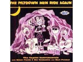 PILTDOWN MEN - Ride Again (CD)