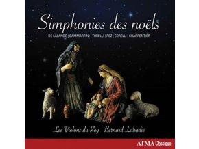 LES VIOLONS DU ROY - Lalande: Simphonies Des Noels (CD)