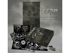 FEAR FACTORY - Mechanize (CD Box Set)