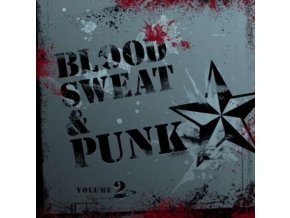 VARIOUS ARTISTS - Blood Sweat And Punk - Vol 2 (CD)