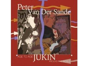 PETER VAN DER SANDE - Age Toage - Jukin Around The World (CD)