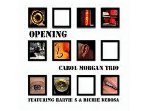 CAROL MORGAN - Opening (CD)