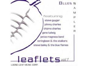 VARIOUS ARTISTS - Blues Leaf Sampler - Vol 1 (CD)
