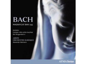 ARION ORCHESTRE BAROQUE - Bach: Magnificat Bvw 243 (CD)