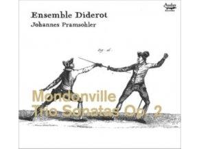 ENSEMBLE DIDEROT / JOHANNES PRAMSOHLER - Mondonville: Trio Sonatas Opus 2 (CD)