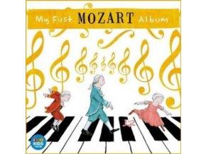 VARIOUS ARTISTS - My First Mozart Album (CD)