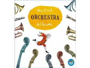 VARIOUS ARTISTS - My First Orchestra Album (CD)