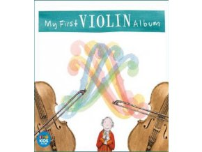 VARIOUS ARTISTS - My First Violin Album (CD)