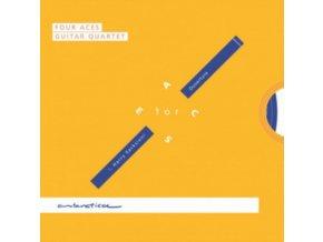 FOUR ACES GUITAR QUARTET - Sacksioni: For Aces (CD)
