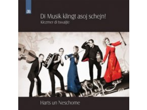 HARTS UN NESCHOME - Di Musik Klingt Asoj Schejn! (CD)