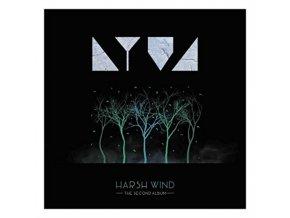 DYVA - Harsh Wind (The Second Album) (CD)