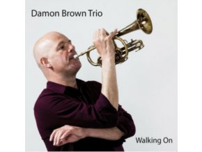 DAMON BROWN - Walking On (CD)