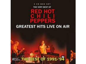 RED HOT CHILI PEPPERS - Greatest Hits Live On Air 1991-94 (CD)