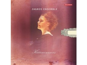 HARRI AHMAS / ZAGROS ENSEMBLE - Kaarmesormus (Snakering) - Chamber Opera (CD)