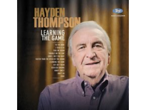 HAYDEN THOMPSON - Learning The Game (CD)