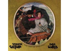 GORDON GILTRAP & PAUL WARD - The Last Of England (CD)