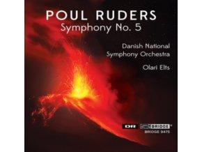 DANISH NATIONAL SOELTS - Ruderssymphony No 5 (CD)