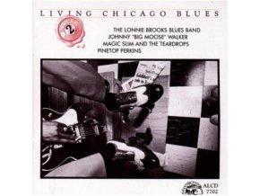 VARIOUS ARTISTS - Living Chicago Blues Vol 2 (CD)