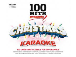 VARIOUS ARTISTS - 100 Hits Presents Christmas Karaoke (CD)