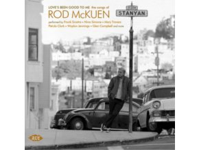 VARIOUS ARTISTS - LoveS Been Good To Me - The Songs Of Rod Mckuen (CD)